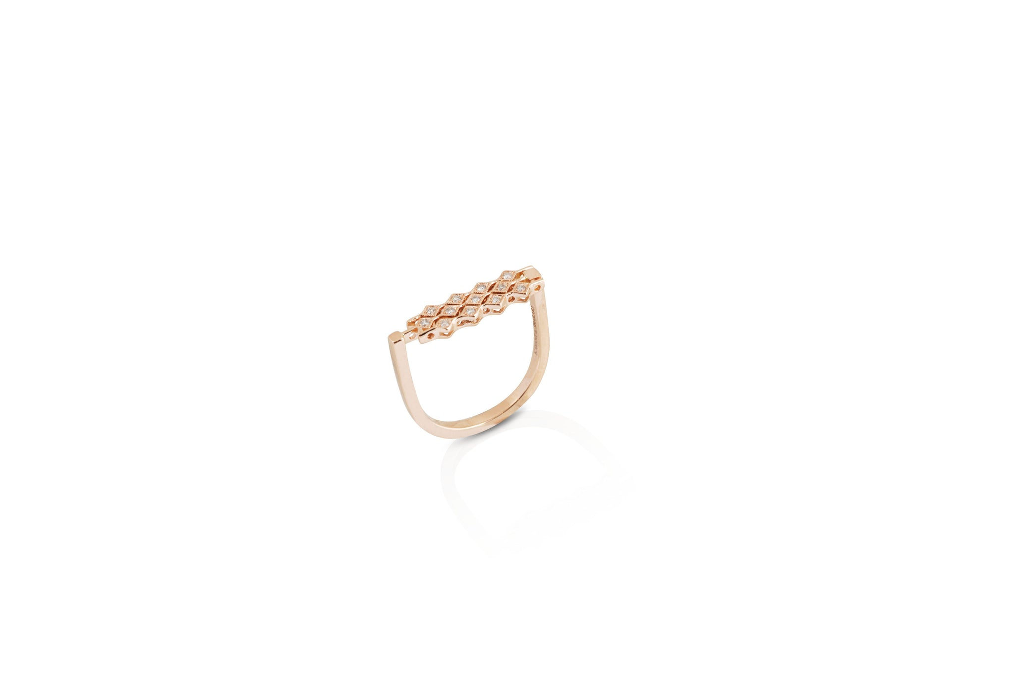 Talisman: Constellation 3 Diamond Ring