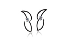 Le Phoenix Volare Topaz & Diamond Earrings