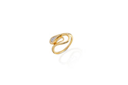 Talay Silhouette Wave Ring (mini II)