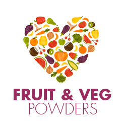 Fruit & Vegetable Powders