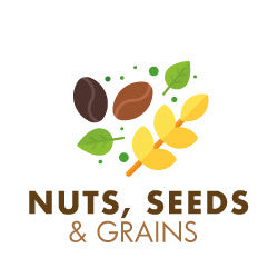 Nuts, Seeds & Grains