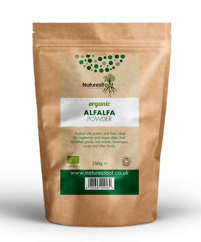 Organic Alfalfa Pure Leaf Powder