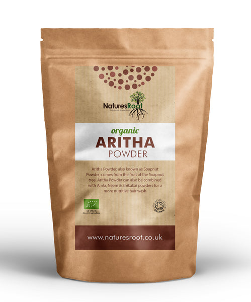 Organic Aritha Powder - Natures Root