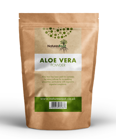 Aloe Vera Leaf Powder - Natures Root