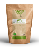 Organic Basil Sprouting Seeds - Natures Root