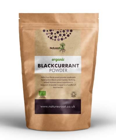 Organic Blackcurrant Powder - Natures Root