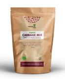 Organic Cabbage 'Mix' Sprouting Seeds - Natures Root