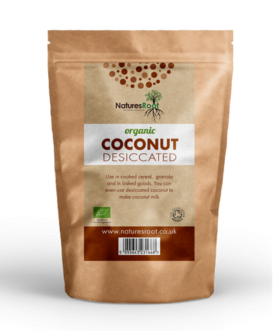 Organic Coconut Desiccated - Natures Root
