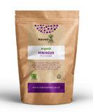 Organic Hibiscus Powder - Natures Root