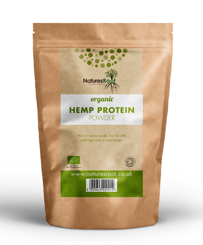 Natures Root, Organic Hemp Protein Powder