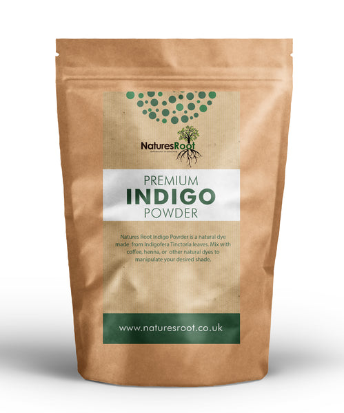 Premium Indigo Powder - Natures Root