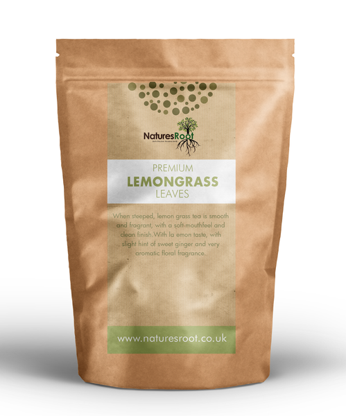 Premium Lemongrass Leaves - Natures Root