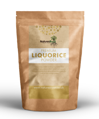 Premium Liquorice Root Powder - Natures Root