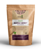 Organic Maqui Berry Powder - Natures Root