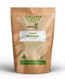 Organic Moringa Powder Capsules - Natures Root