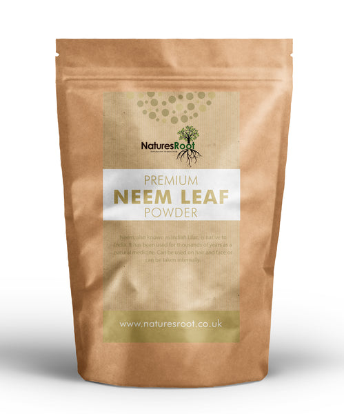 Premium Neem Leaf Powder - Natures Root