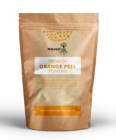 Premium Orange Peel Powder - Natures Root