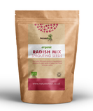 Organic 'Radish Mix' Sprouting Seeds - Natures Root