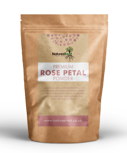 Premium Rose Petal Powder - Natures Root