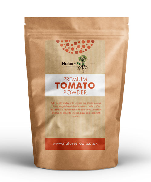Premium Tomato Powder (Spray-Dried) - Natures Root