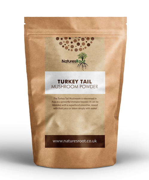 Turkey Tail Mushroom Powder - Natures Root