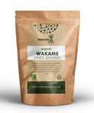 Organic Wakame Seaweed - Dried & Raw - Natures Root