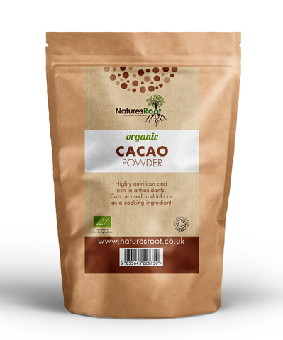 Natures Root, Organic Cacao Powder