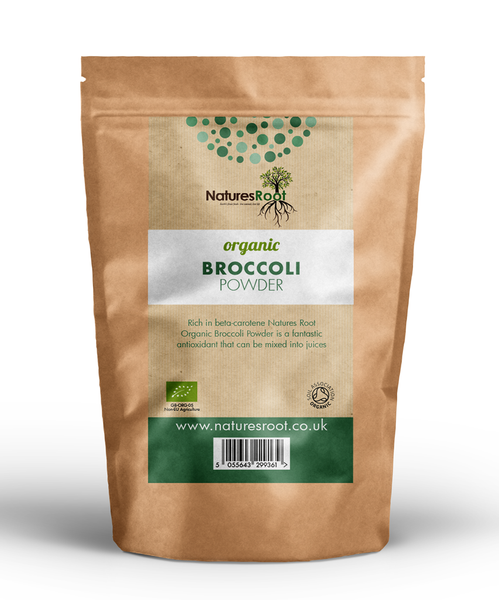 Natures Root, Organic Broccoli Powder