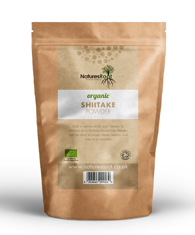 Natures Root, Organic Shiitake Powder