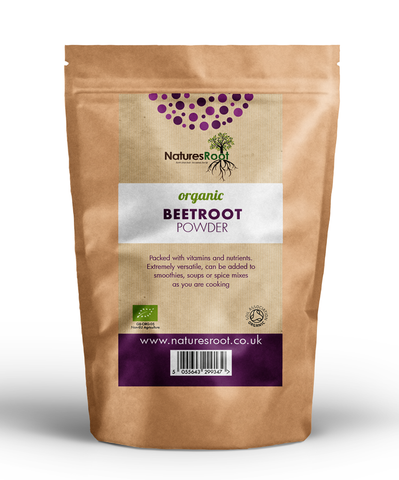 Organic Beetroot Powder - Natures Root