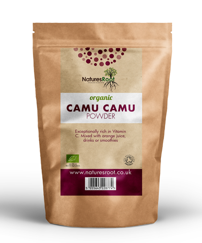 Natures Root, Organic Camu Camu Powder