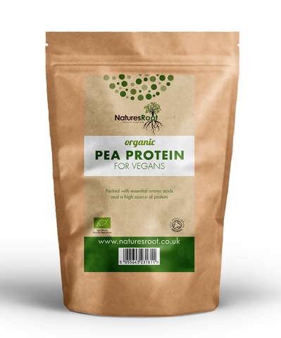 Natures Root, Organic Pea Protein