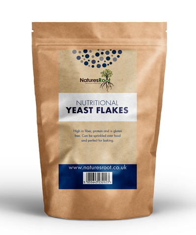 Nutritional Yeast Flakes - Natures Root