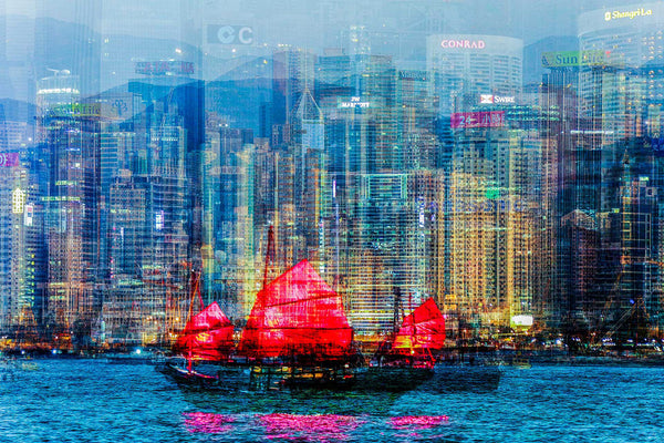 Red Sail Victoria Harbour I
