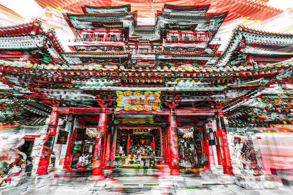 Buddha Tooth Relic Temple #1