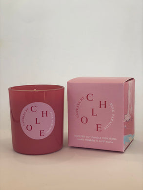Pink Paradise Candle