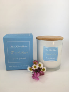 French Pear Candle