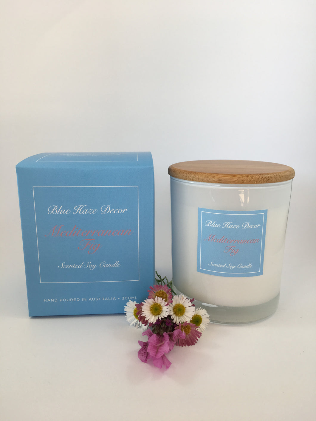 Mediterranean Fig Candle