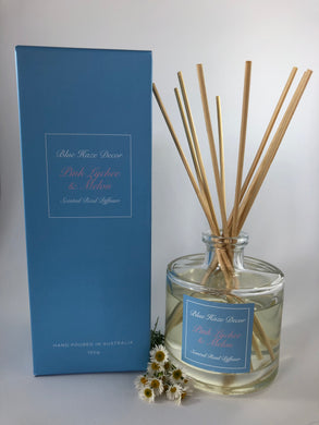 Pink Lychee & Melon Reed Diffuser