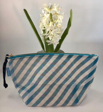 Stripe Mesh Bag