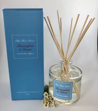 Passionfruit & Guava Reed Diffuser