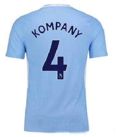 2017 Manchester City Football T Shirts