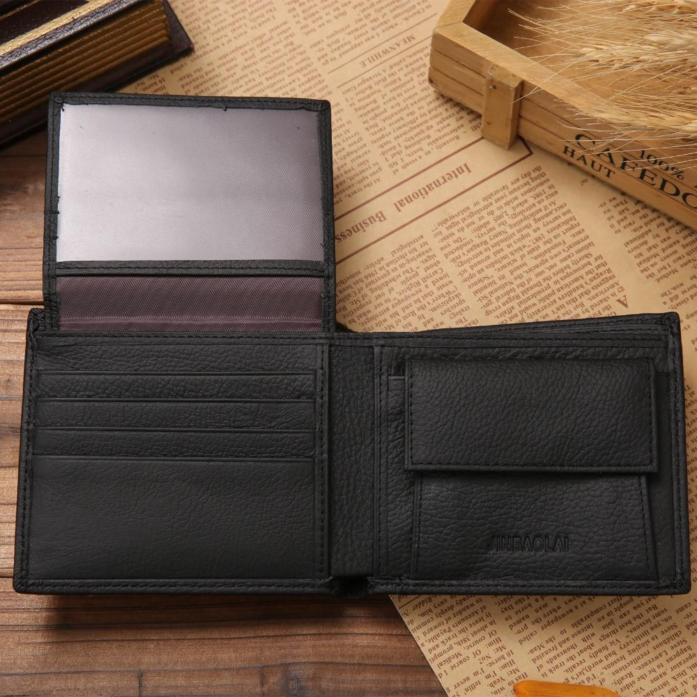 Designer Style Men's Leather Wallet