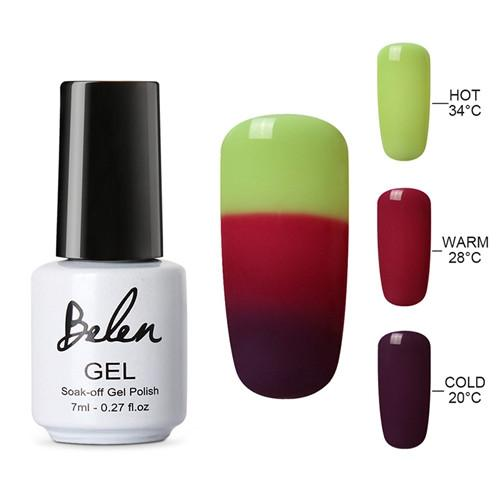 3 in 1 Color Nail Gel Polish