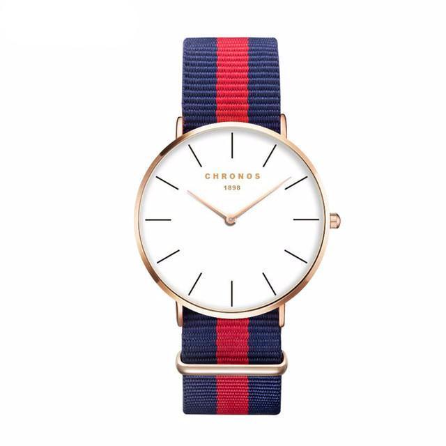 Fashionable Unisex Casual Wristwatch