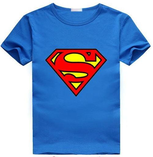 Boy's Superhero T shirts