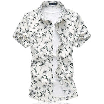 Men's Floral Beach Party Shirt
