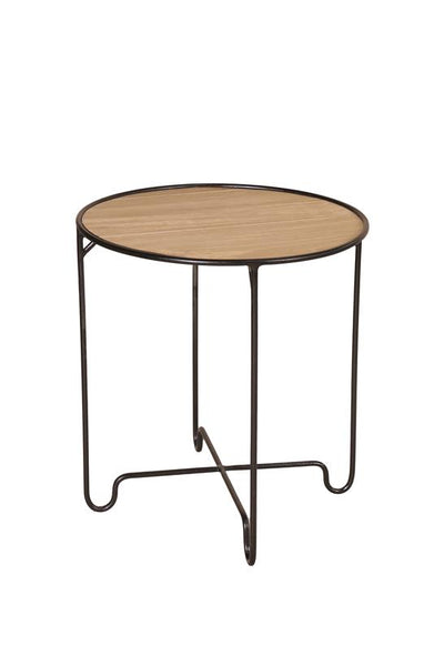 Boulder Side Table Teak