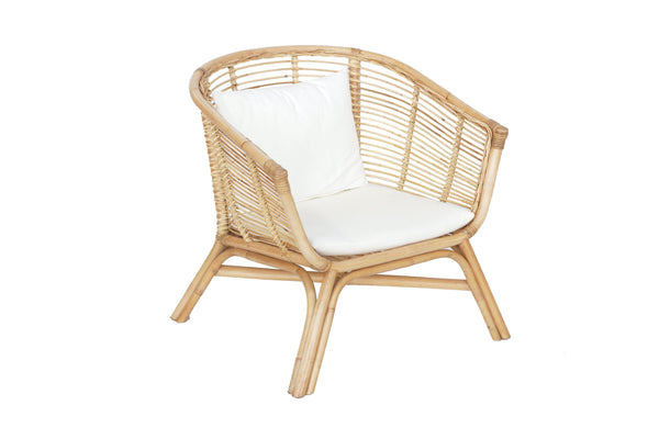 Vanilla Lounge Chair Small