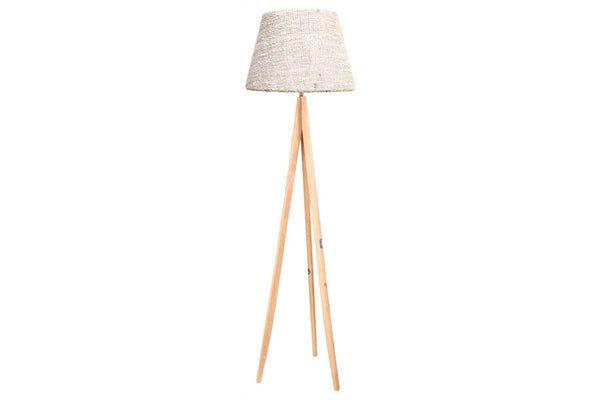 Toothpick Lamp w/ shade